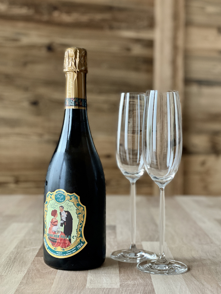 Boucher Fils & Co Premier Cru Champagner